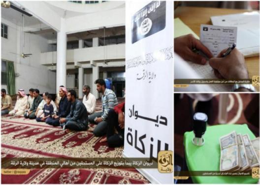 Oficina de Zakat de Raqqa I gestió de les almoines (@raqqaa)